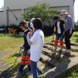 くらしの助け合い たんぽぽの会活動会員学習会「高齢者(バリアフリー)体験」を開催しました